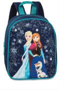 Disney Frozen - Die Eiskönigin Kinderrucksack royalblau aus Polyester