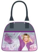Undercover - Disney Violetta Handtasche aus Polyester, ca. 24x30x10 cm, ab 3 Jahren