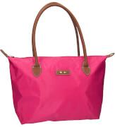 Depesche 5301 Trend LOVE Handtasche groß fuchsia