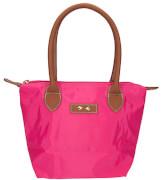 Depesche 6973 Trend LOVE Handtasche klein fuchsia