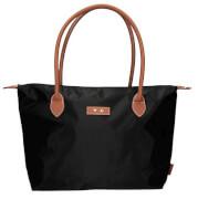 Depesche 5625 Trend LOVE Handtasche groß schwarz