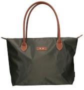 Depesche 5628 Trend LOVE Handtasche groß khaki