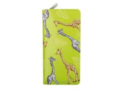 Langbörsen NEW STYLE Giraffe apfelgrün