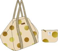 Großer Shopper Taschenzauber (sechs Desi