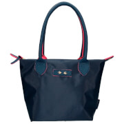 Depesche 10084 Trend LOVE Handtasche klein dunkelblau