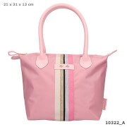 Depesche 10322 Trend LOVE Handtasche rosa