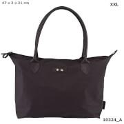 Depesche 10324 Trend LOVE Handtasche groß schwarz
