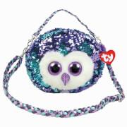 TY MOONLIGHT OWL SHOULDER BAG - SEQ