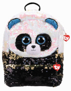 TY BAMBOO PANDA SQUARE BACK PACK - SEQ