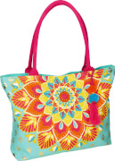 Canvas-Shopper I love India