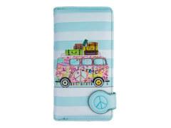 Langbörse nM Hippie Bus mint