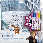 Frozen 2 Create your own Umhängetasche