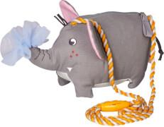 Elefanten-Tasche Tierisches Taschentheater