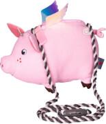 Schweinchen-Tasche Tierisches Taschentheater