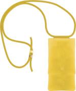 Handytäschchen, gelb - Little secrets Taschenzauber