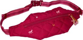 Hip Bag Pferdefreunde, berry