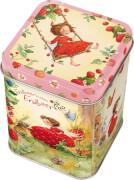 Erdbeerinchen-Dose (klein)