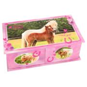 Depesche 10431 Horses Dreams Schmuckbox Motiv 1