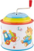 GoKi Musikspieldose, Spielzeug, Melodie: Toy Symphony