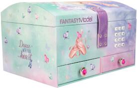 Fantasy Model Schmuckkästchen mit Code u