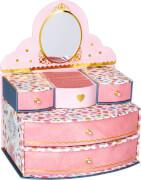 Schmuck-Kommode Prinzessin Lillifee Glitter&Gold