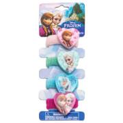 Disney Frozen - Die Eiskönigin Zöpfchenhalter, 4 Motive