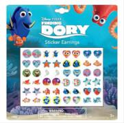 Findet Dorie Stickerohrringe