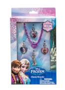 Disney Frozen - Die Eiskönigin  Armband mit 4 Anhängern