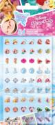 Disney Princess Sticker Earrings
