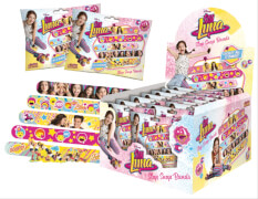 Disney Soy Luna Slap Snap - Bands