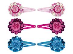 CC-Clip mt Blume 3 Farben