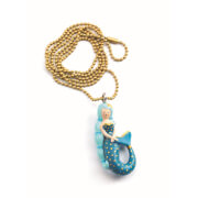 Lovely charms: Mermaid