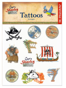 Tattoos II Capt'n Sharky