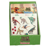 Depesche 8837 Dino World Tattoos