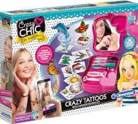 Clementoni Crazy Tattoos mit App