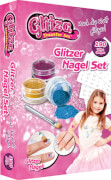 GL7520 Glitza Nagel Set inklusive 190 Tattoos
