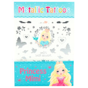 Depesche 8947 Princess Mimi Metallic Tattoos