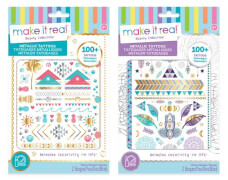Make_It_Real - Metallic Tattoos