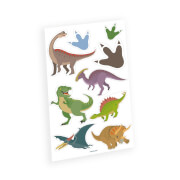 Tattoos Happy Dinosaur
