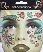 Glitter-Tattoo Waldfee