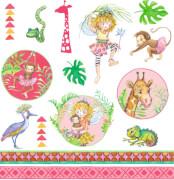 Tattoos Prinzessin Lillifee (Tropical)