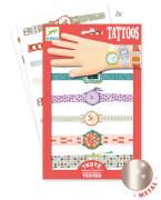 Tattoos: Wendy's watches