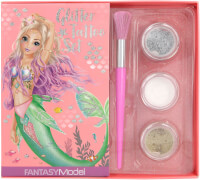 Fantasy Model Glitzer Tattoo Set MERMAID
