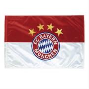 FC Bayern München Fahne Logo ca. 90 x 60 cm