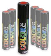 FRIES - Hair-Color-Spray rot, 100 ml