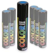FRIES - Hair-Color-Spray blau, 100 ml