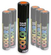 FRIES - Hair-Color-Spray orange, 100 ml