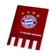 FC Bayern München Hausaufgabenheft Logo