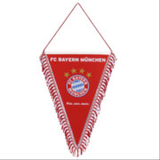 FC Bayern München Wimpel rot