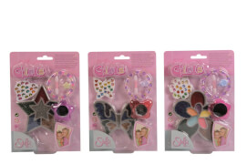Steffi Love Girls Glitter-Lipgloss Set, 3-sortiert.